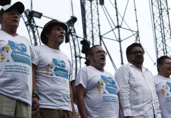 El partido de las Farc: ni bolivariano ni libertario