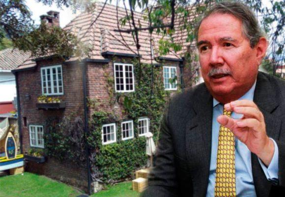 La costosa casa de Fenalco que el presidente Guillermo Botero sólo usa para fiestas de la entidad