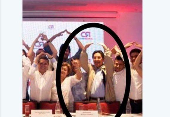 Cuando el fiscal Martínez celebraba con Cambio Radical