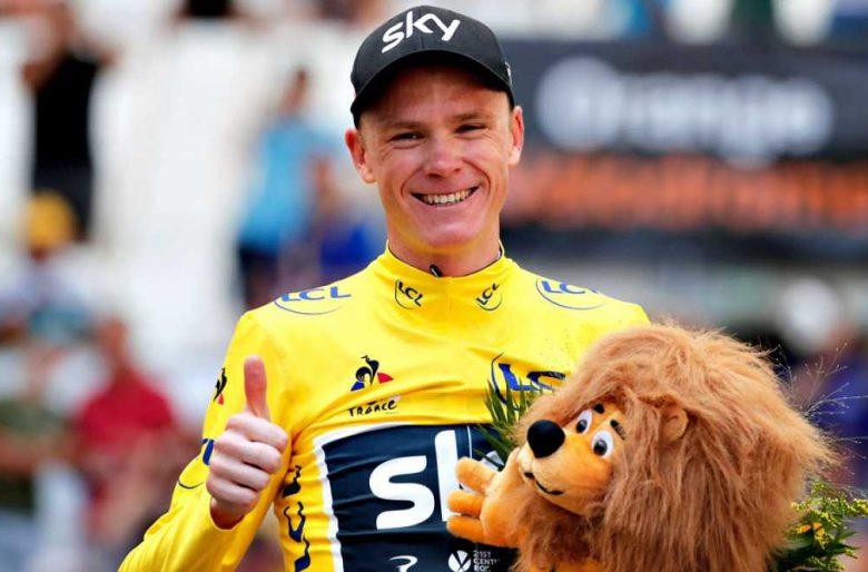 No más excusas, reconozcamos que Froome es el mejor ciclista del mundo