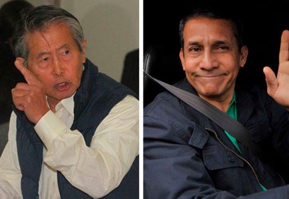 Fujimori comparte el pan y las cobijas con Humala en la cárcel