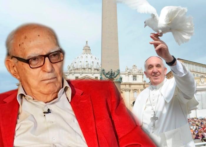 La ira implacable del católico conservador José Galat contra el Papa Francisco