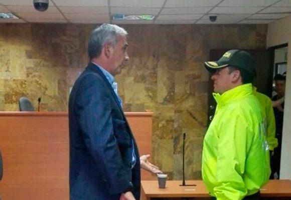 Dos hermanos de José Obdulio Gaviria aparecieron en la audiencia de imputación contra Gustavo Villegas