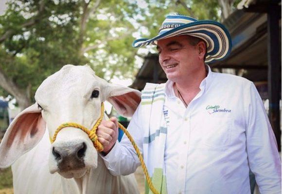 El lío de Santos con el ministro de Agricultura Aurelio Iragorri