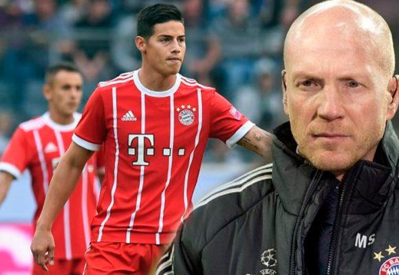 James ya tiene su primer enemigo en el Bayern Munich de Alemania