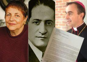 """""""El cura que beatificaron decía que mi papá había que matarlo para que se fuera al infierno"""", Gloria Gaitán"""
