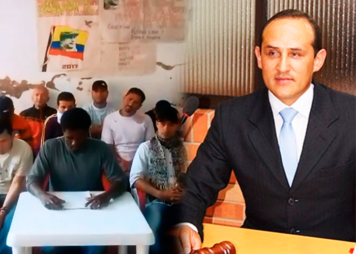 El juez de Tunja que no quiere dejar salir libres a los presos de las Farc