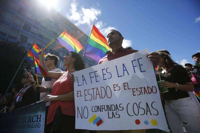 Colombia, un Estado laico no tan secular