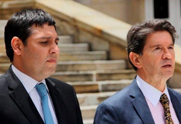 Mauricio Lizcano les devolvió el favor a los antioqueños con espaldarazo a Luis Pérez