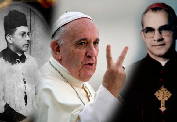 Los dos mártires del conflicto colombiano que beatificará el Papa