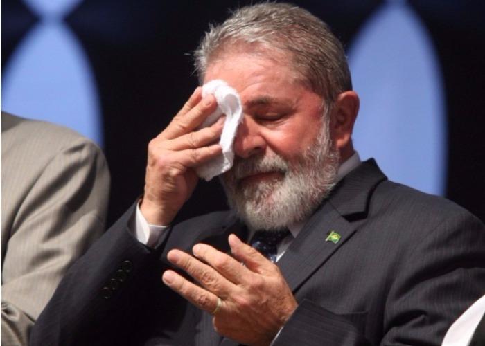 La caída de Lula