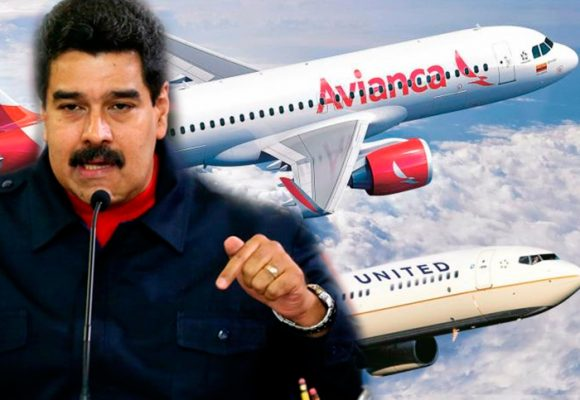 Los venezolanos se quedaron aislados del mundo por cuenta de Maduro