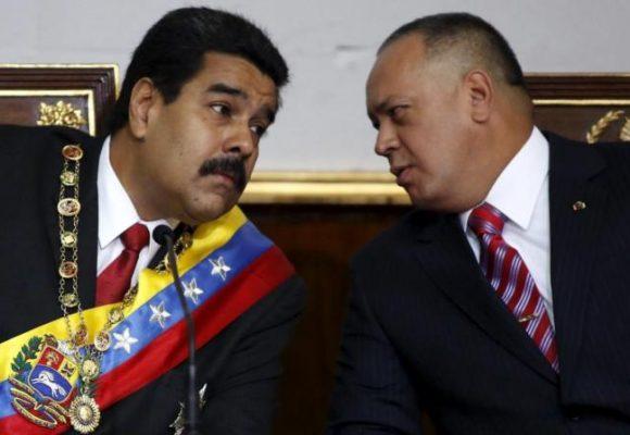 ¡Bien por Maduro! Le gana una a Diosdado Cabello