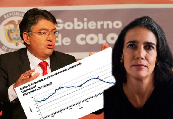 Al ministro Mauricio Cárdenas ya no le creen los mercados internacionales: Fanny Kertzman