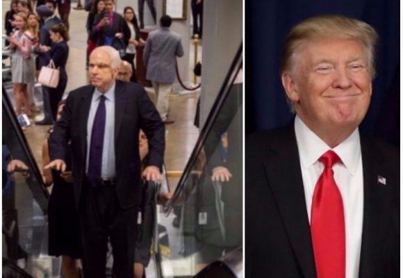 Faltan McCains, sobran Trump e imitadores