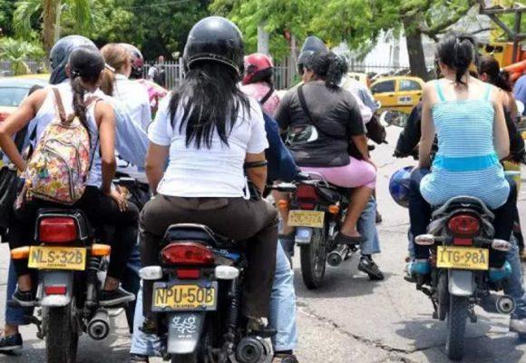 Los motociclistas somos muchos, pero tan indiferentes