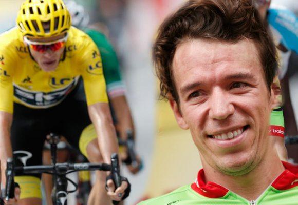 'Rigonator' Urán, el ciclista colombiano sin equipo que le destruye las piernas a Froome