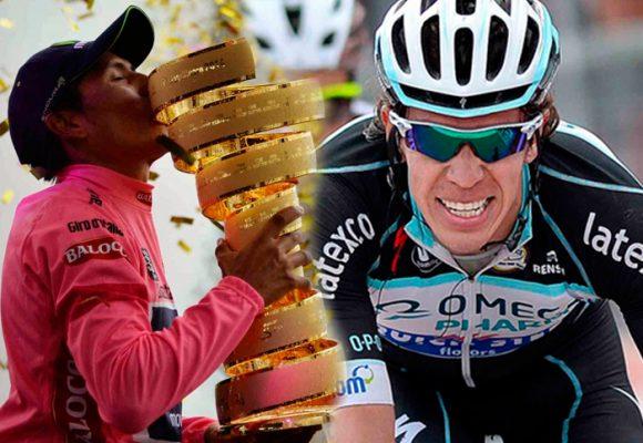¿Nairo le quitó a Rigo Urán el Giro de Italia con una jugada sucia?