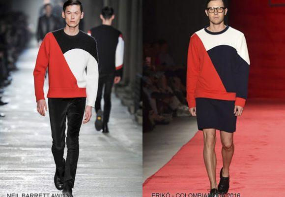 """La moda y el """"arte"""" de copiar"""