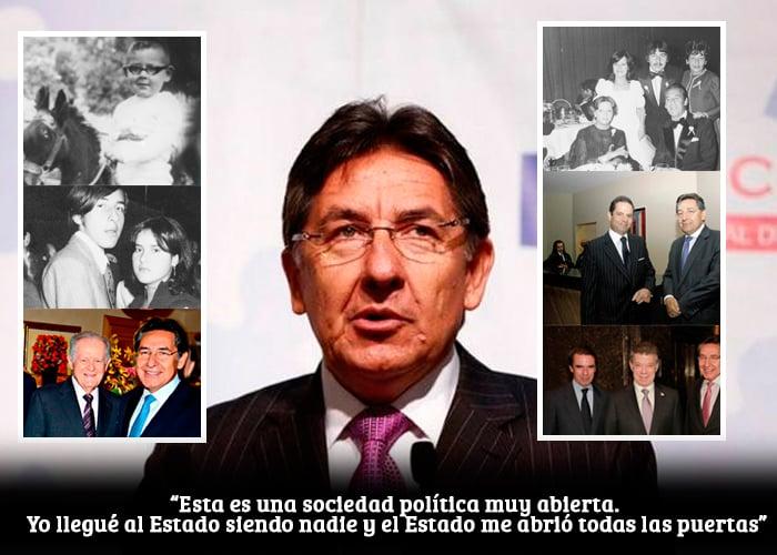 El fiscal Néstor Humberto Martínez: detrás del personaje