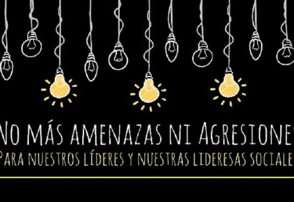 Viva la Ciudadanía alerta por amenazas a activistas y víctimas