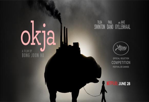 OKJA, la nueva e impactante creación de Netflix