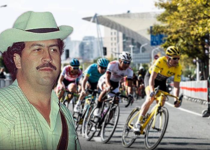 Ositto: el equipo de ciclismo de Pablo Escobar con el que soñaba ganar el Tour de Francia