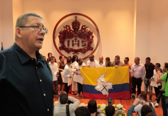 Video: Los 37 exguerrilleros que ahora son Javerianos