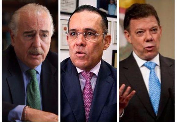 El divorcio del senador Fincho Cepeda con Pastrana y el matrimonio con Santos le resultó rentable