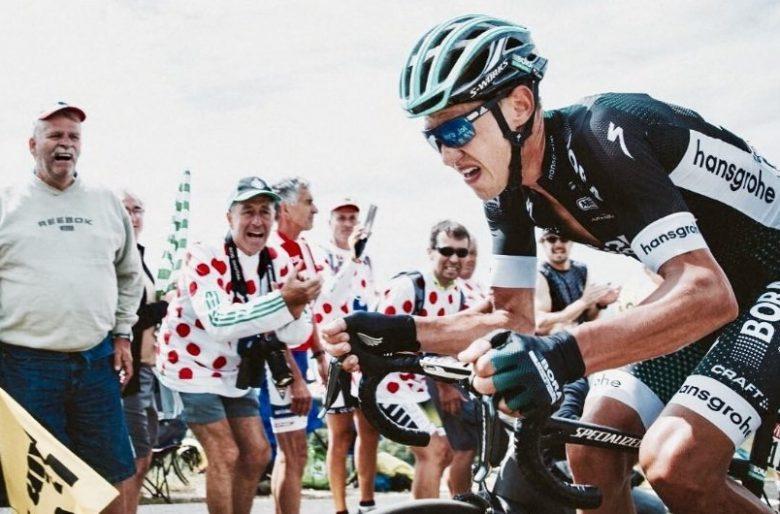 La impresionante imagen de las piernas de un ciclista que corre el Tour de Francia