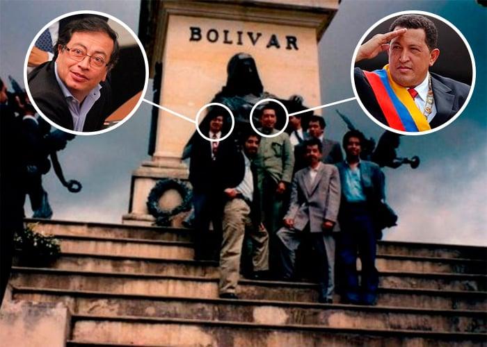 Petro, el incondicional de Chávez en Colombia, le dio la espalda a Maduro