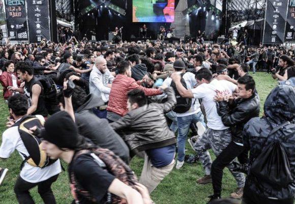 Rock al Parque: ¿extrema convivencia?