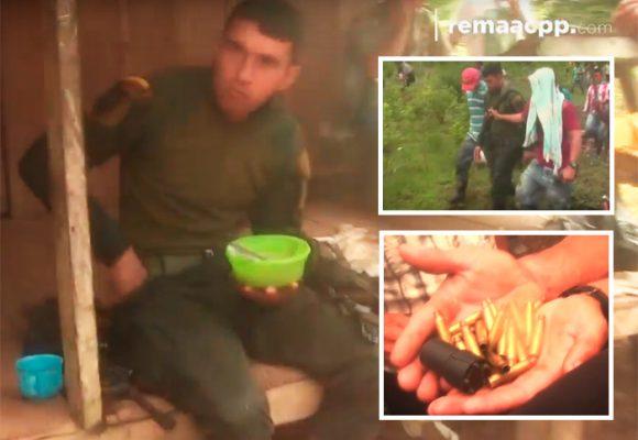 Pelea a muerte entre campesinos y un comando de Policía por la coca: VIDEO