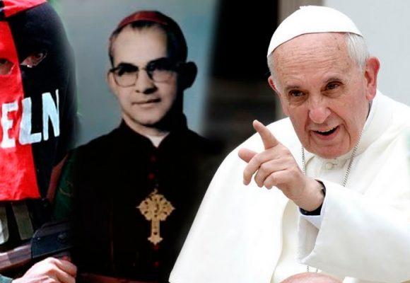 Monseñor Jesús Jaramillo, asesinado y torturado por el ELN, el próximo Santo colombiano