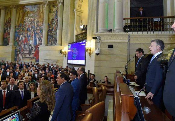 Año legislativo de contradicciones