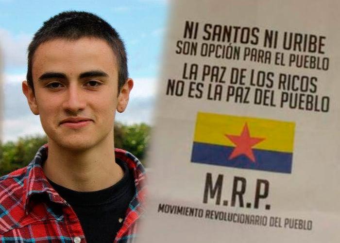 Mateo, el estudiante de la Universidad Nacional detenido: ¿chivo expiatorio de la Fiscalía?