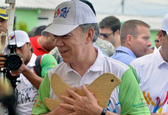 ¿Será Juan Manuel Santos un nuevo San Pablo?