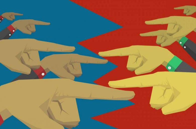 Entre la polarización asimétrica y la radicalización necesaria