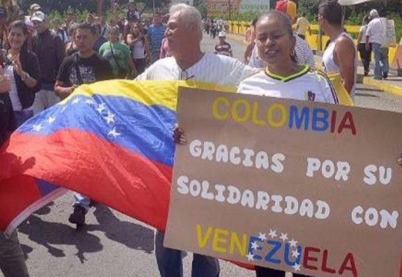 Acojamos a los venezolanos