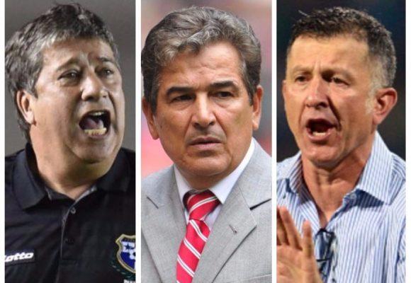"""Juan Carlos Osorio, """"Bolillo"""" Gómez y Jorge Luis Pinto: los tres tristes tigres"""