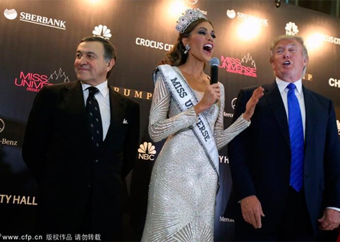 El magnate ruso que a punta de reinas le abrió a Trump las puertas de Rusia