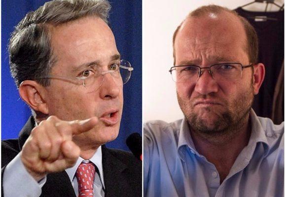 Expresidente Uribe: se le fue la mano