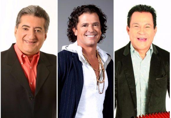 ¿Carlos Vives es más importante que Jorge Oñate y Alfredo Gutiérrez?