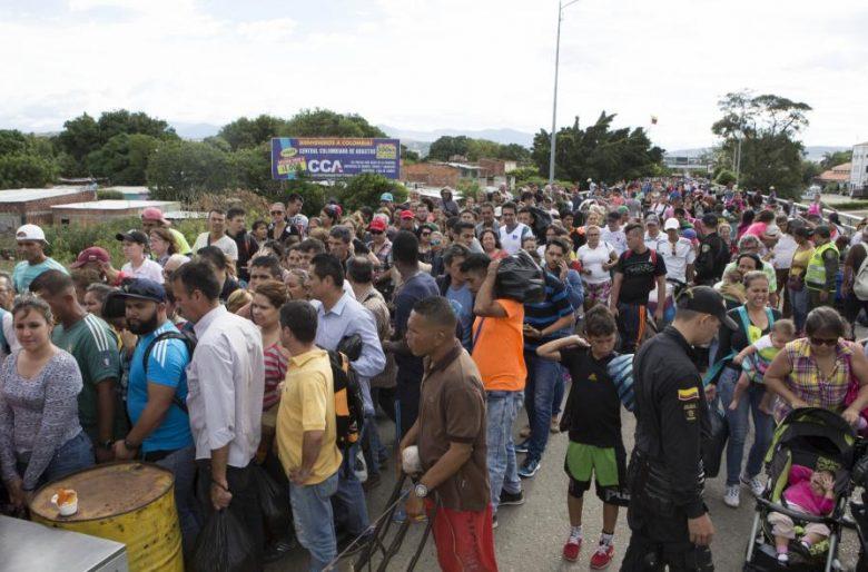 La incompetencia de la dirigencia cucuteña para recibir a casi un millón de venezolanos
