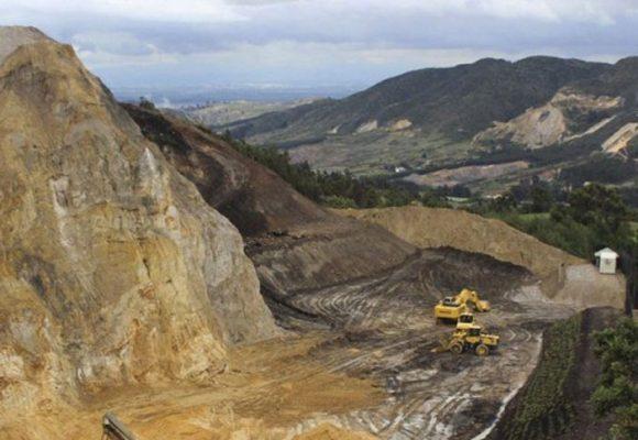 CAR aún no da respuesta a los habitantes de San Jorge (Soacha) sobre la Mina Caracolí