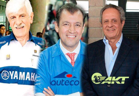 Los tres empresarios detrás de la invasión de motos en Colombia