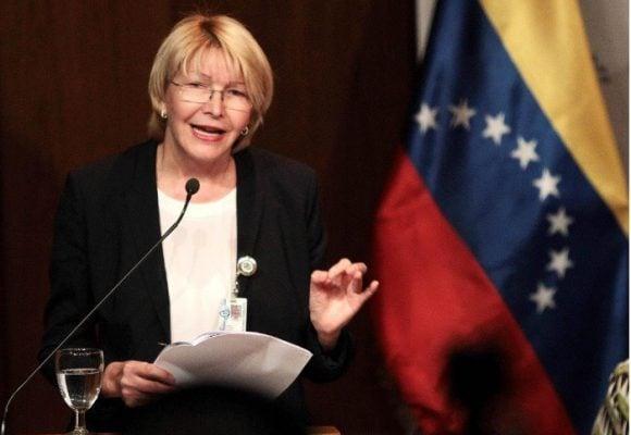 Revelador video de Luisa Ortega en la cumbre de fiscales en México