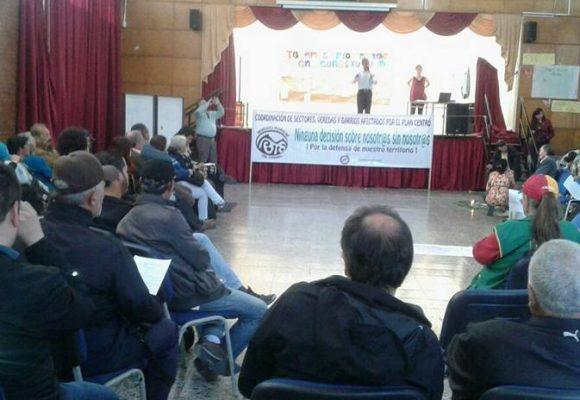IV Asamblea Cívica del Centro reclama derecho a habitar el territorio en la capital