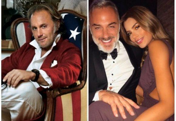El antes y después del fantoche italiano que enamoró a Ariadna