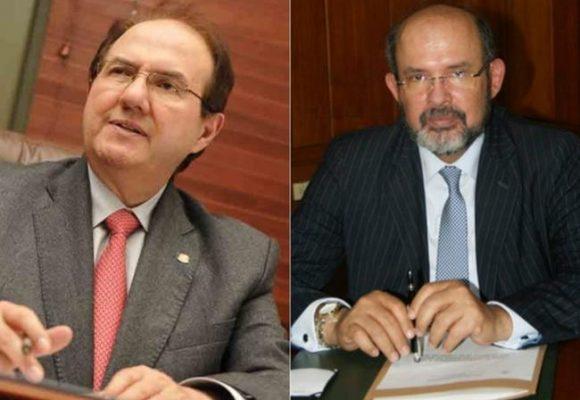 ¿Tatequieto a los cuestionados exmagistrados Bustos y Ricaurte?
